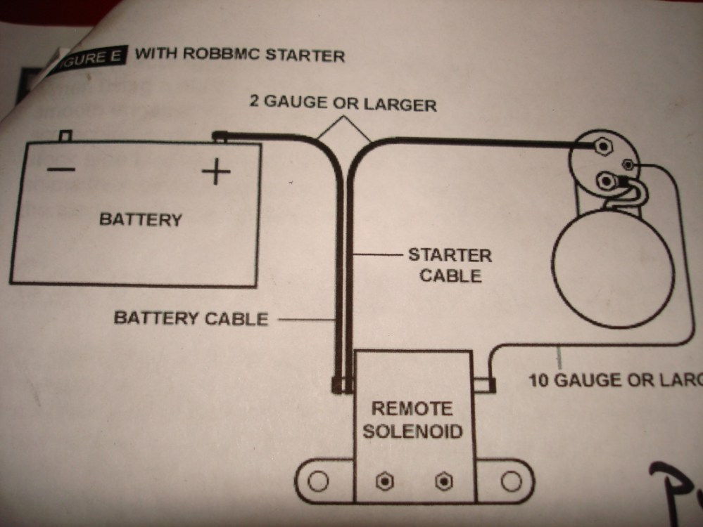 medium resolution of starter wiring install question ford muscle forums fordclick image for larger version name 340 jpg views