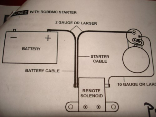 small resolution of starter wiring install question ford muscle forums fordclick image for larger version name 340 jpg views