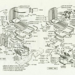 66 Ford Mustang Wiring Diagram Dual Boat Motors Using 6-way Power Seat Base From `66 Thunderbird With A Galaxie - Muscle Forums ...