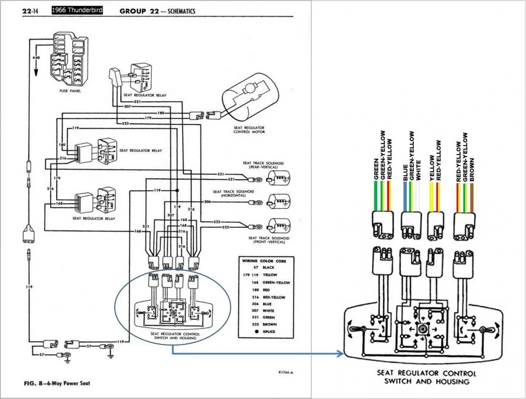 hight resolution of wiring diagram 6 way power seat simple wiring diagram 7 pin trailer wiring diagram gm 6 way wiring diagram