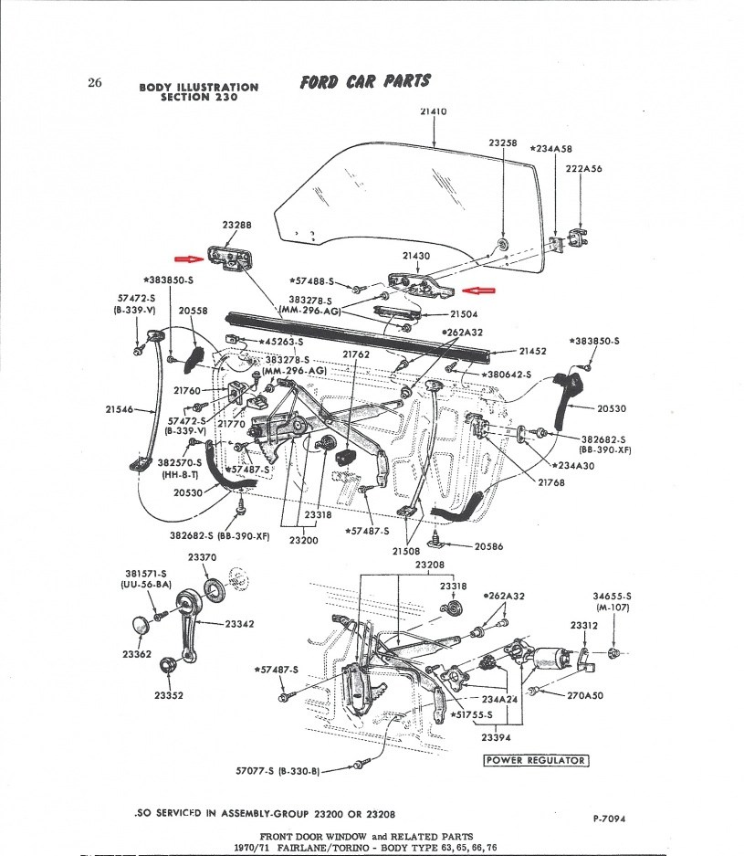 Wiring Manual PDF: 165 Ford Thunderbird Starter Wire Diagram