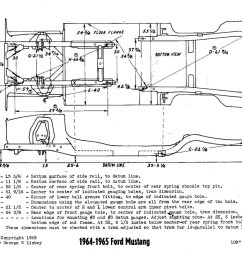 1965 mustang underbody dimensions accuracy ford muscle 1968 camaro horn wiring diagram 68 camaro horn location [ 1056 x 809 Pixel ]