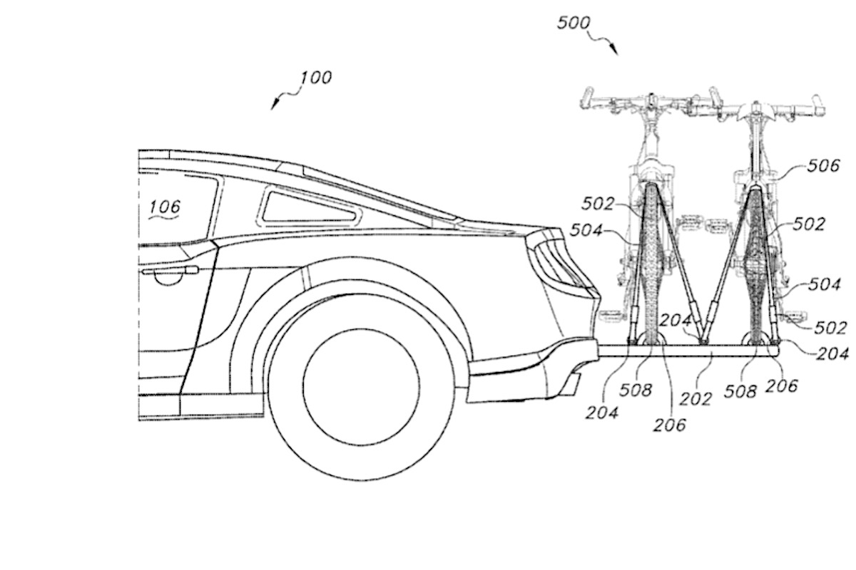 Your Mustang Could Become A Bike-Toting Transformer