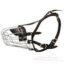 dog wire muzzle