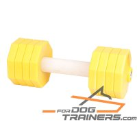 Plastic Weight Plates & 4 X 10kg Plastic Weight Plates