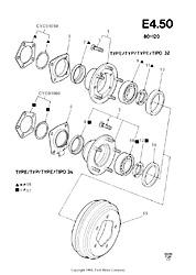 Ford F1 Fuel Pump Ford F1 Carburetor Wiring Diagram ~ Odicis