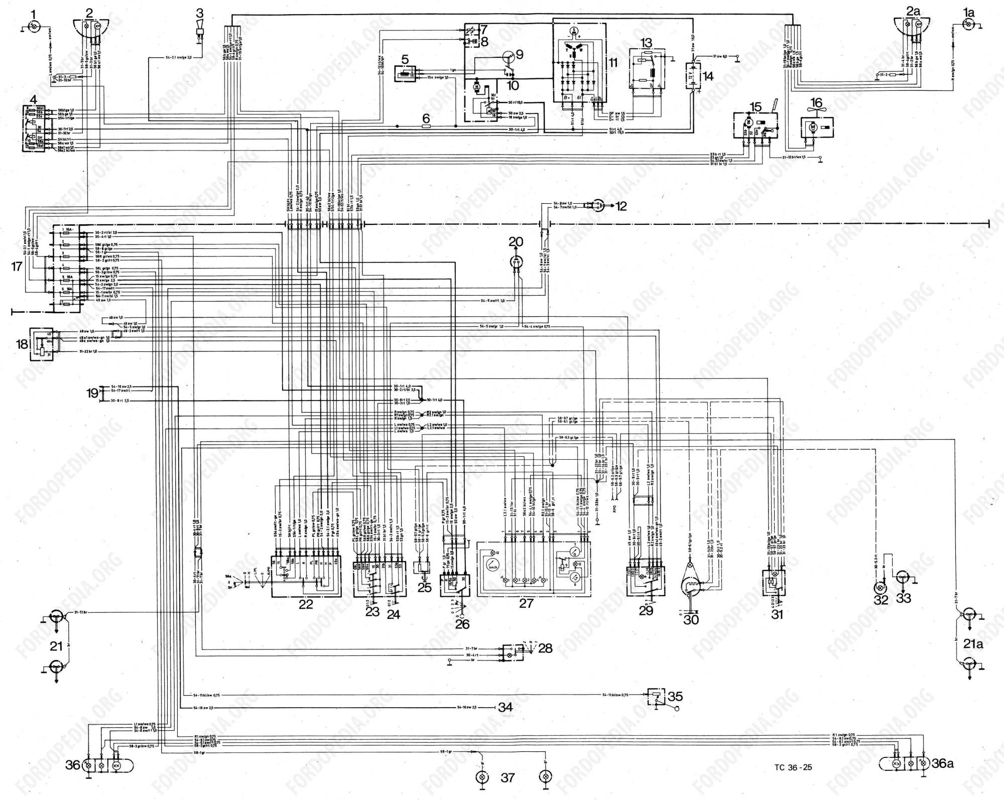 hight resolution of ford cortina wiring diagram wiring diagram sheet ford cortina engine diagram
