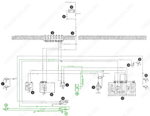 small resolution of interior lamp wiring wiring diagram forward fordopedia org interior lamp wiring