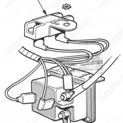 How To Wire A Ballast Resistor Diagram 3 Part Venn Template Fordopedia Org Wiring Diagrams Ford Transit Mki F O B 09 1970 Onwards
