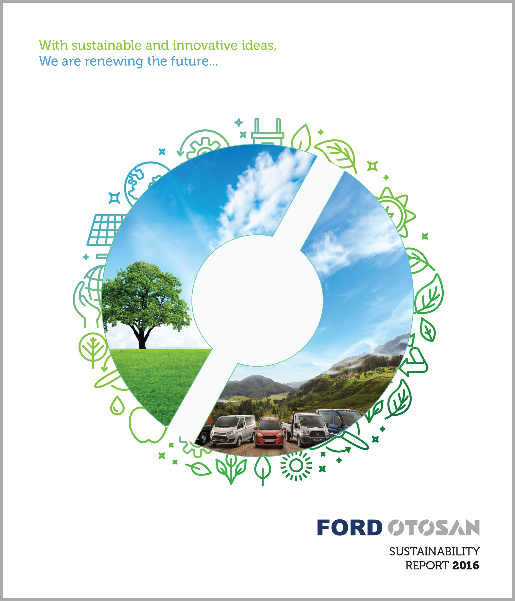 Sustainability Reports  Ford Otosan