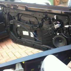 Ford Fiesta Mk7 Headlight Wiring Diagram Goldwing Cb Mk8 Under Door Puddle Lights Install