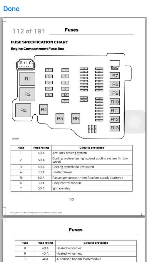 small resolution of 2013 fiesta fuse box diagram ford fiesta club ford owners club mix f480622c 20f8 4ac6 bad5