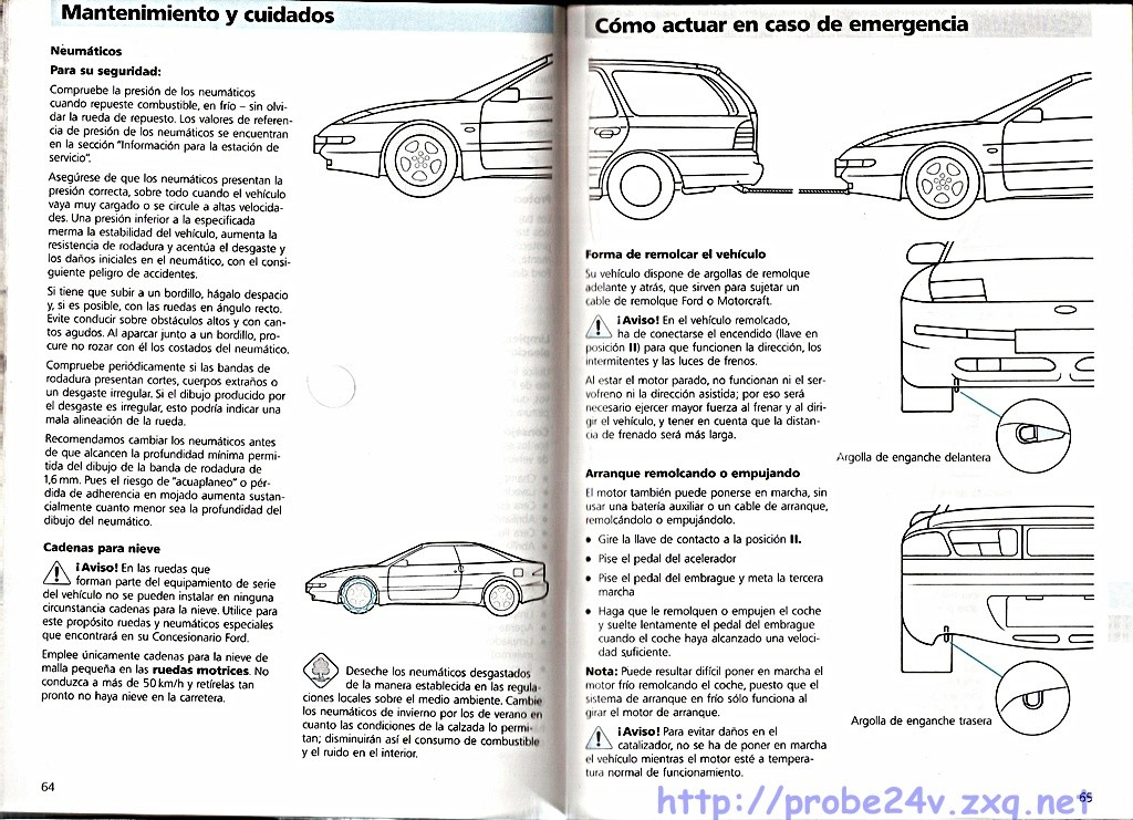 Service manual [Manual Solenoid Shifter Release 1994