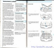 User Manual 1995 Ford Probe