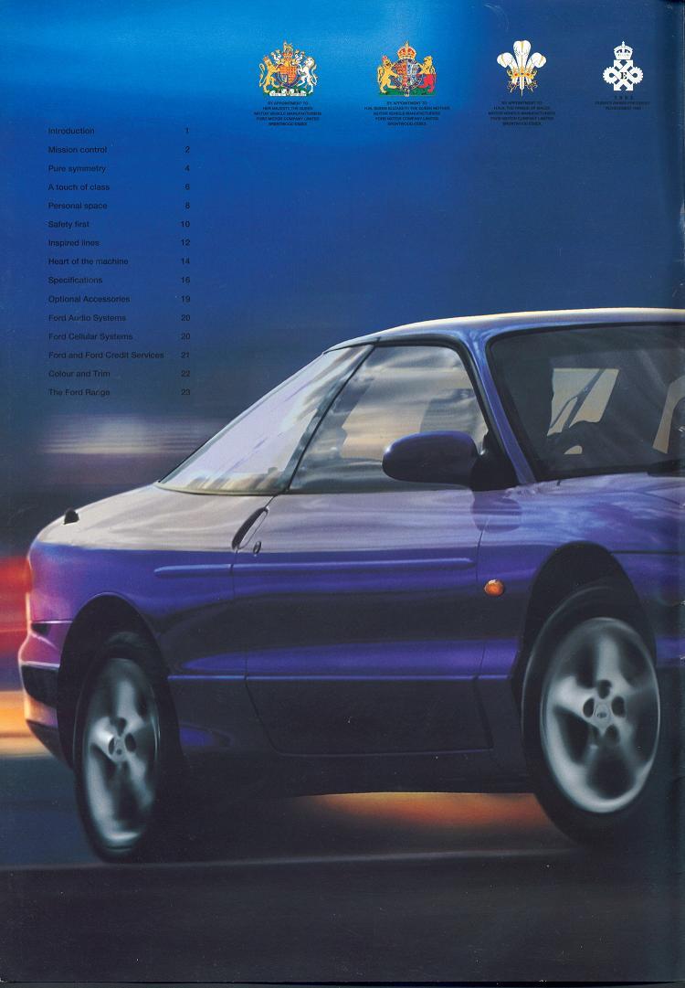 1996 Ford Probe Exhaust Diagram Category Exhaust Diagram Description