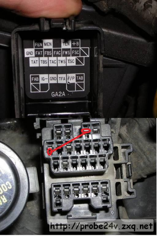 1996 Jeep Grand Cherokee Fuse Diagram Setting Idle