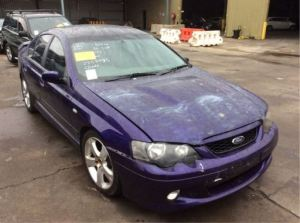 Wrecking 2003 Ford Ba Falcon Xr8 Sedan With 54l Boss 260