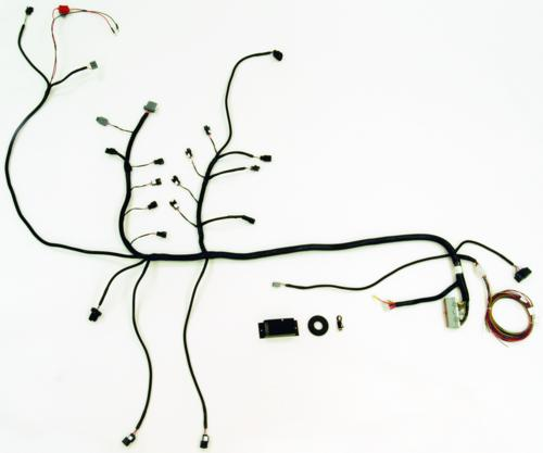 302/351W MULTIPORT EFI WIRING HARNESS| Part Details for M