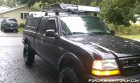 roof rack !!! - Ford Ranger Forum