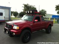 Roof racks for ford ranger