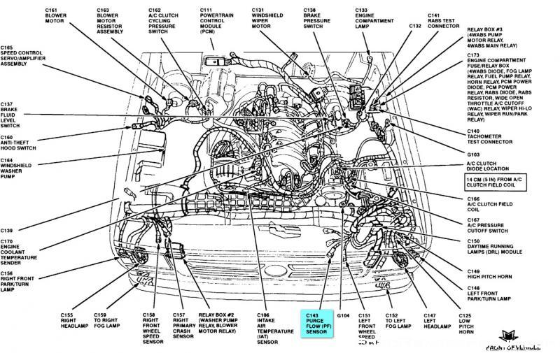 1999 Ford Ranger 4 0 Engine Diagram FULL HD Quality