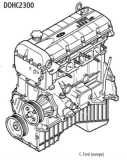 Ford Ranger 1988 Timing, Ford, Free Engine Image For User