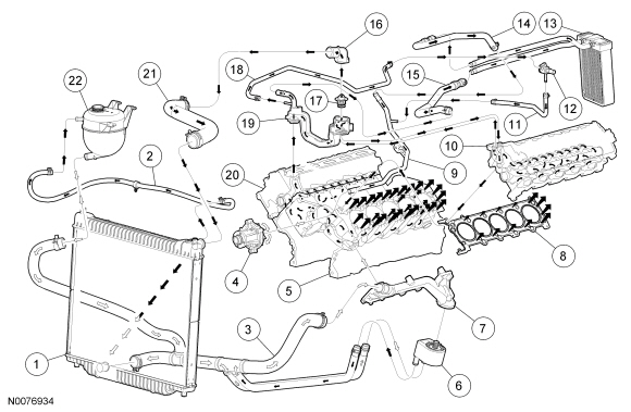 Ford V10 Engine In Motorhome. Ford. Auto Wiring Diagram