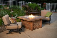 Sierra Fire Pit Table with CF-2424 Burner - Ford's Fuel ...