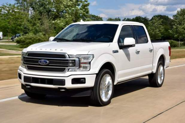 Image Result For Ford F Limited Towing Capacity