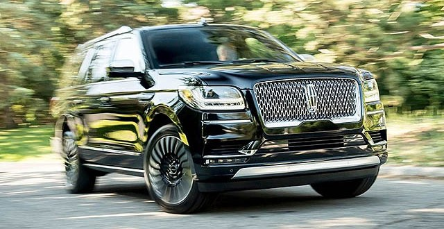 Let's prepare for new Black Editions for 2019 Lincoln Navigator - Ford Tips