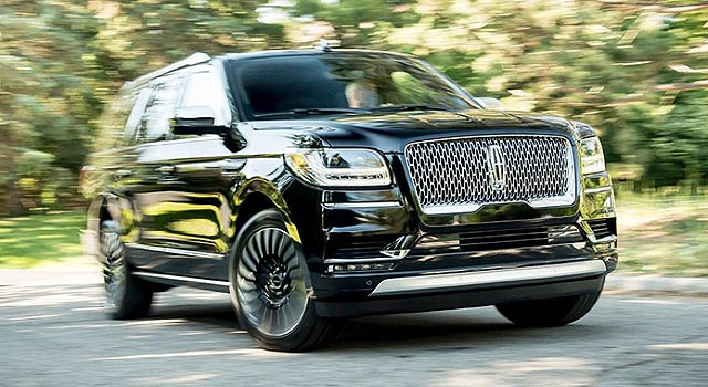 Let's prepare for new Black Editions for 2019 Lincoln ...