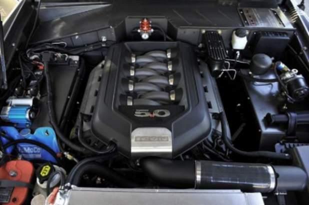 Ford Bronco Engine