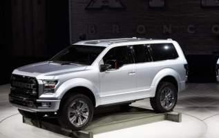 Ford Bronco Model