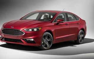 2018 Ford Mondeo Front