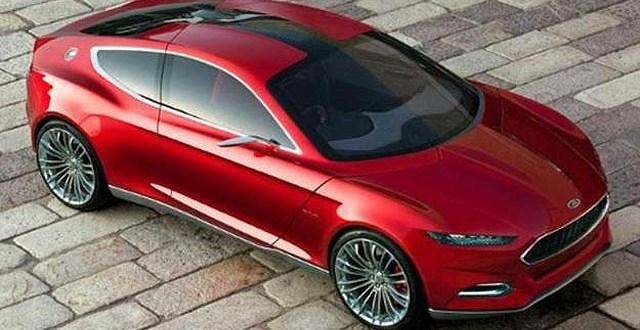 2018 Ford Torino exterior