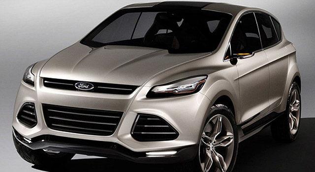 2019 Ford Escape exterior