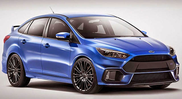 ford focus prepares  st  rs editions ford tips