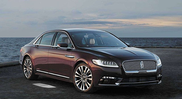 2018 Lincoln Town Car Exterior Ford Tips