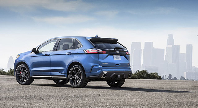 2019 Ford Edge ST exterior