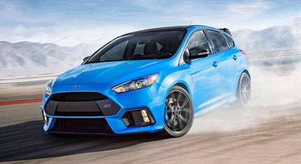 2019 Ford Focus Hybrid RS