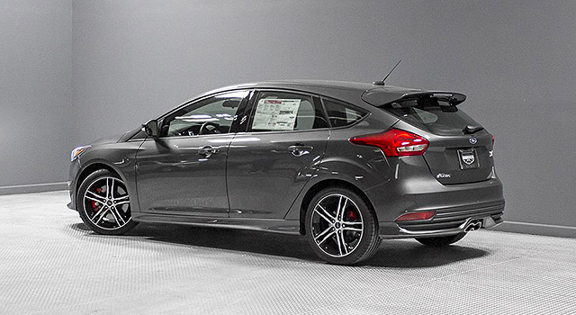 2019 ford focus st a cheaper version of rs ford tips. Black Bedroom Furniture Sets. Home Design Ideas
