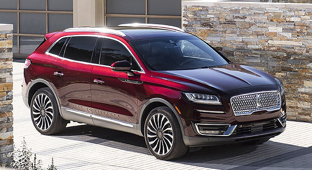 2019 Lincoln Nautilus side - Ford Tips