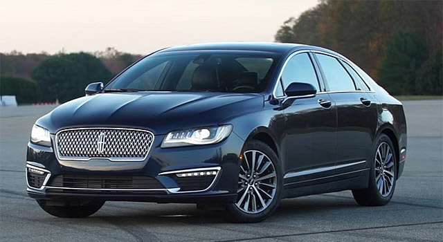 2019 Lincoln Zephyr Replaces MKZ Sedan - Ford Tips