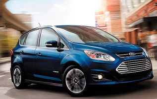 2019 Ford C-Max Hybrid exterior