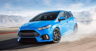 2019 Ford Focus RS exterior