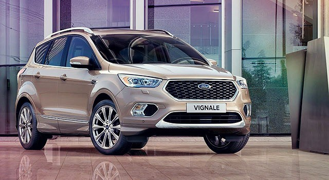 2019 Ford Kuga vignale - Ford Tips