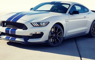 2019 Ford Mustang Shelby GT350 exterior