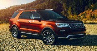 2019 Ford Explorer and Explorer Sport exterior