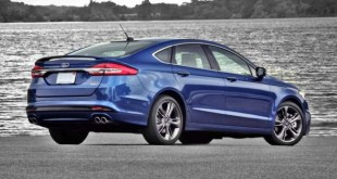 2019 Ford Mondeo and Mondeo Wagon exterior