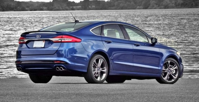 2019 ford mondeo and mondeo wagon hybrid rumors